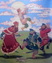 Русские богатыри: былины и героические сказки