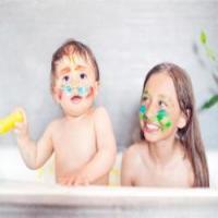 Рисуем в ванной